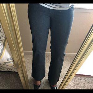 New York & Co. Dark Grey Trousers